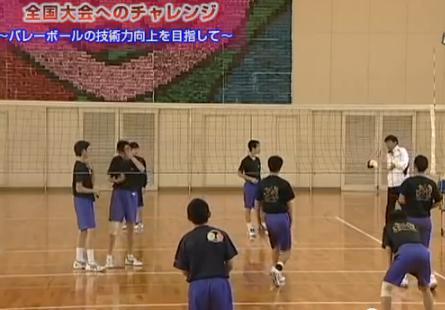 バレーボール レシーブ練習法実演DVD