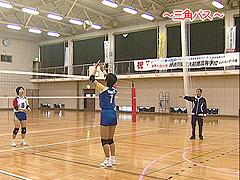 バレーボール ブロック・レシーブ 練習法DVD