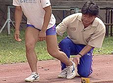 横浜国立大学 陸上競技部指導法DVD
